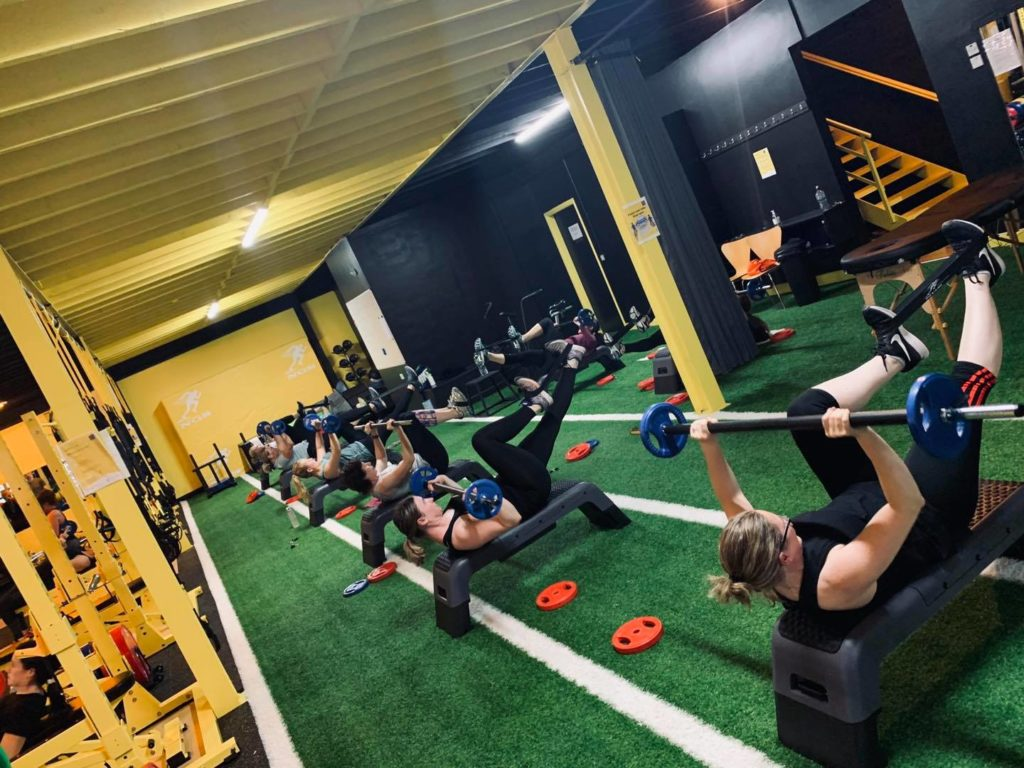 NGS Fitness Gym Mullingar Fitness Class