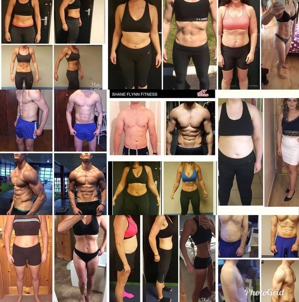 NGS Fitness Gym Mullingar Transformations